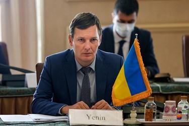 عضو ارشد مذاکره کننده از کشور اوکراین