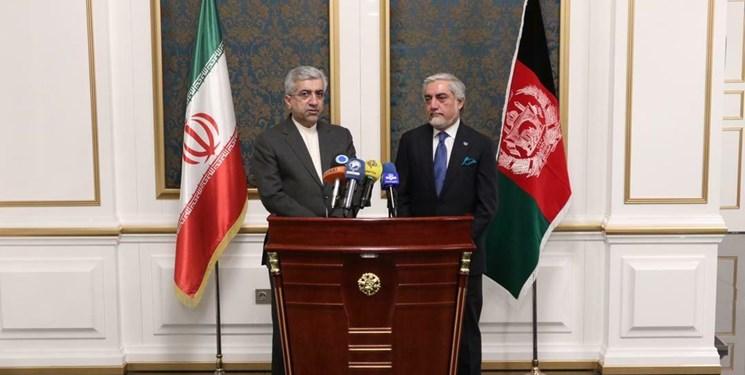 دیدار اردکانیان با عبدالله/ مطالعات فنی بهرهبرداری از کریدور بادی شرق کشور توسط ایران انجام شد