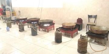 ۱۰۰۰ تن شیره در شهرستان تاکستان تولید می شود