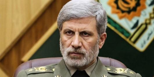 وزیر دفاع: هیچ جنایت و تروری را بی پاسخ نمیگذاریم/ امر فرمانده معظم کل قوا عملی خواهد شد