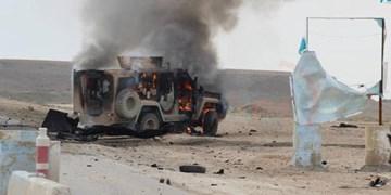 اسپوتنیک از انفجار بمب در مسیر کاروان نظامیان آمریکا در سوریه خبر داد