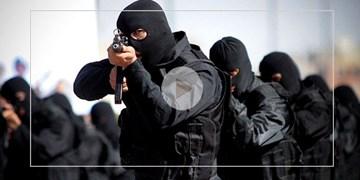 عملیات دیدنی پلیس یگان ویژه نوپو