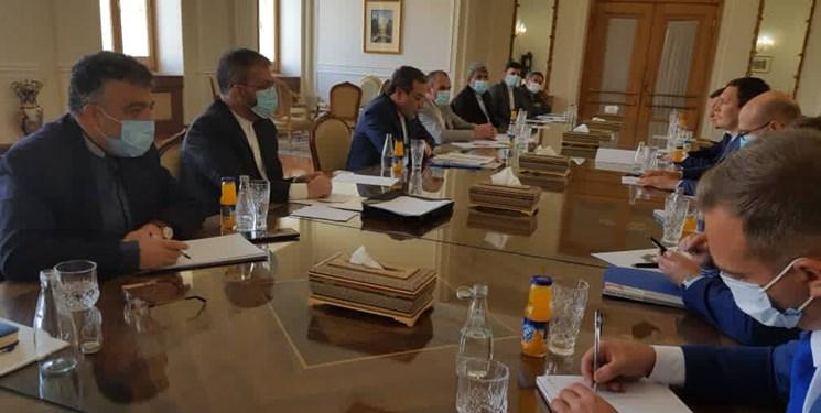 دومین نشست گفتوگوهای سیاسی ایران و اوکراین به ریاست عراقچی در تهران