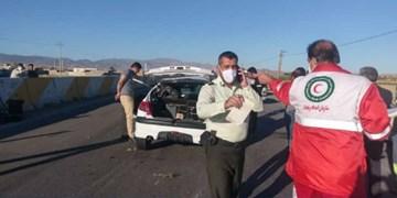 تصادفات درون و برونشهری استان سمنان کاهش یافت