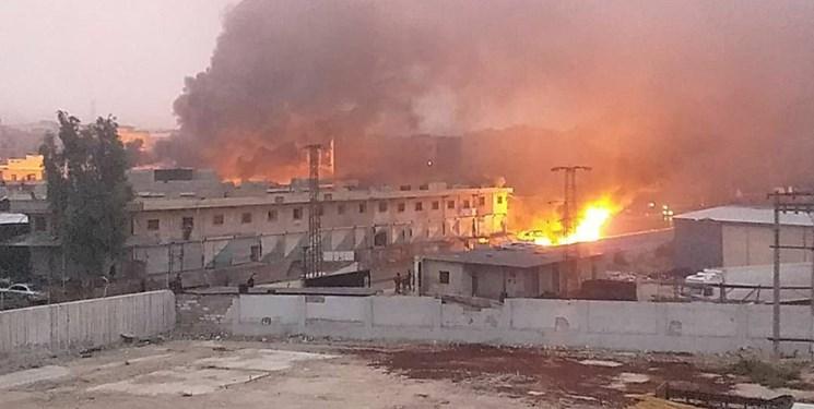 انفجار در شمال غرب سوریه