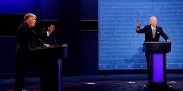 انتخابات آمریکا| قطع صدای میکروفون نامزدها برای جلوگیری از آشوب در مناظره