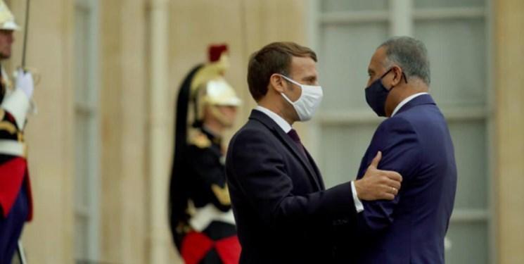 روز شلوغ نخستوزیر عراق در پاریس