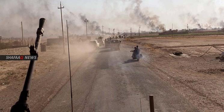 شناسایی یک گور جمعی قربانیان داعش در شمال عراق