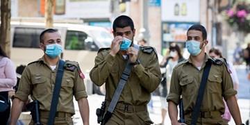 جولان کرونا در ارتش رژیم صهیونیستی؛ 707 نفر مبتلا و 3774 نفر در قرنطینه