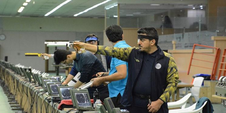 مسابقات آزاد بین المللی تیراندازی - مصر | فروغی در تپانچه بادی قهرمان شد