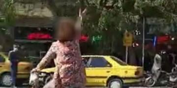 زن قانونشکن در نجفآباد دستگیر شد/ تجمع اعتراضی نجفآبادیها علیه هنجارشکنی