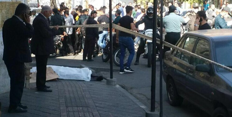 جزئیات سرقت مسلحانه از طلافروشی در تبریز/ عابر رهگذر کشته شد+عکس و فیلم