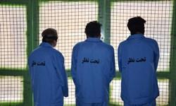 دستگیری باند سارقان مسلح در زاهدان