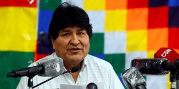 مورالس: دیر یا زود به بولیوی بازمیگردم