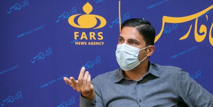 هاشمیان: ویلموتس میماند از تیم ملی جدا میشدم/ هنوز کسی از تیم ملی خط نخورده/ آینده فوتبال ایران تاریک است+فیلم
