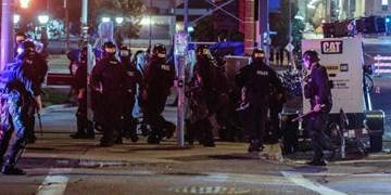 کشته و مجروح شدن دو افسر پلیس آمریکا در حادثه تیراندازی در تگزاس