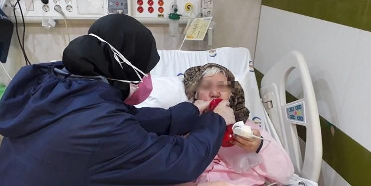 رکوردهای تلخ کرونا به روایت جهادگر سلامت / ماجرای تبرکی حرم امام مهربانی در بخش کرونا