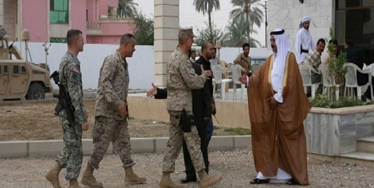 تبلیغ پروژه اقلیم سُنی توسط آمریکا برای تجزیه عراق