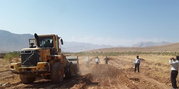 رهاسازی ۳۴۰۰ متر از اراضی ملی در استان سمنان