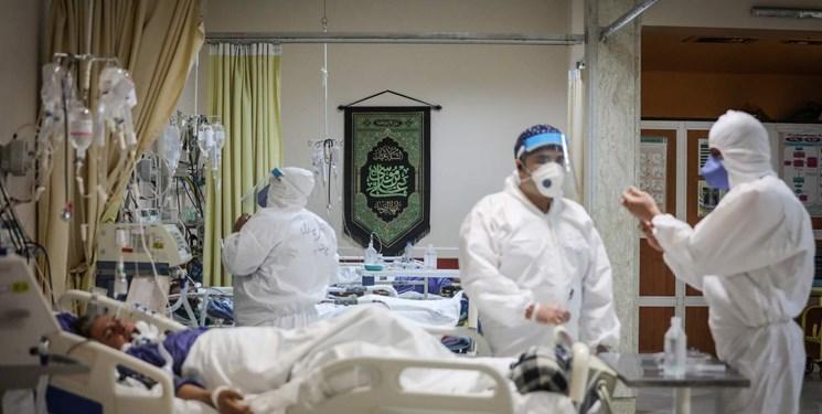 بستری 482 بیمار کرونایی در بیمارستانهای کرمان