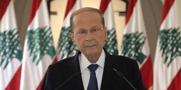 پیام تسلیت رئیسجمهور لبنان به همتای سوری
