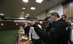 تیراندازی  حناچی در تهران