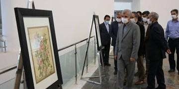 افتتاح نمایشگاه اسباب کتابت و خوشنویسی در موزه خراسان بزرگ