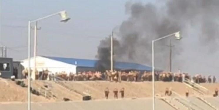ناآرامی در کارخانه «ازبکستان جی تی ال» در «قشقه دریا»