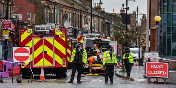 انفجار در لندن به دلیل نشت گاز؛ احتمال تلفات جانی وجود دارد