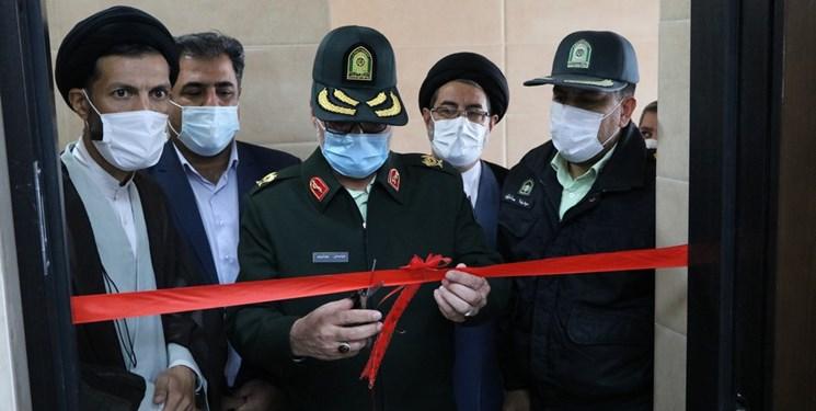 افتتاح مرکز پلیس فتا در شهرستان اردکان