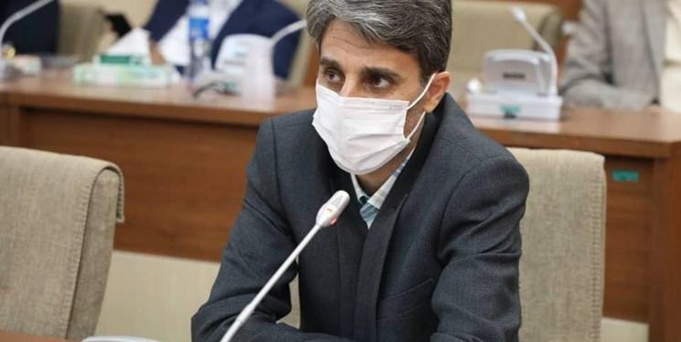 76 درصد مردم قم ماسک می زنند