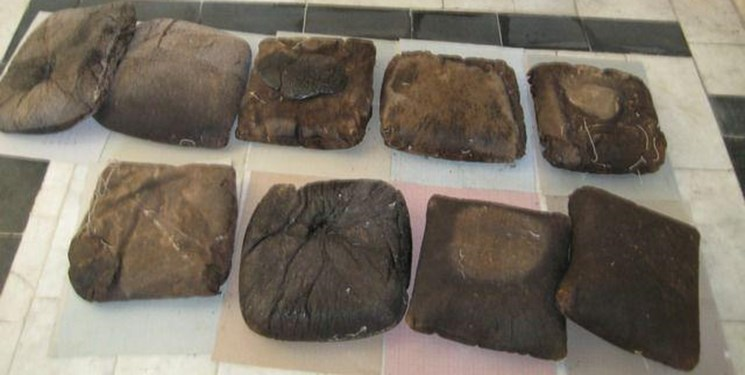 کشف ۸۸ کیلوگرم تریاک در پاکدشت