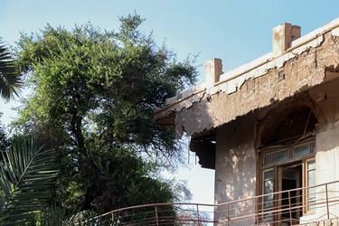 این بنا در اواخر دوره قاجاریه ساخته شده است
