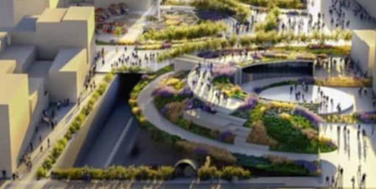 پل سبز زندگی بزودی در تهران ساخته میشود