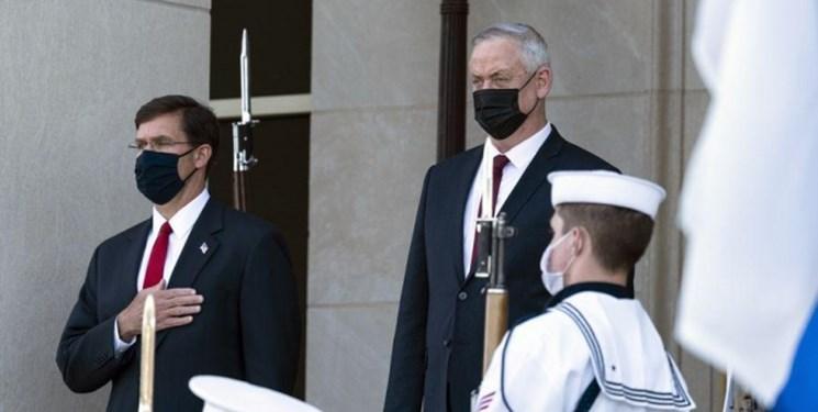 گانتز: برای یک مأموریت امنیتی به واشنگتن میروم