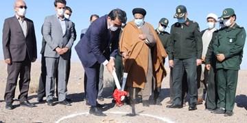 آغاز عملیات اجرایی اولین مرکز آموزشی نیروی انتظامی در یزد