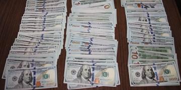 کشف 100 دلاریهای جعلی در بناب