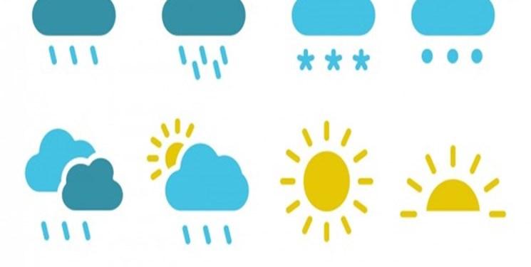 پیشبینی هوای ابری در خراسان رضوی