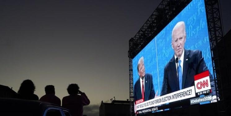 نظرسنجی سیانان| بایدن برنده مناظره نهایی در مقابل ترامپ