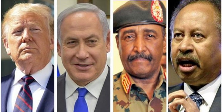 منبع بلندپایه سودانی: اسرائیل و سودان به توافق اولیه سازش دست پیدا کردهاند
