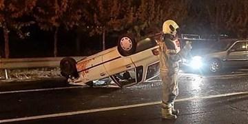 تصادف محور داریون به شیراز ۴ کشته بر جای گذاشت