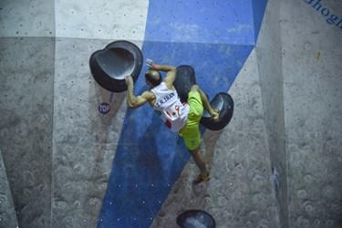 اردوی انتخابی  المپیک سنگنوردی در زنجان