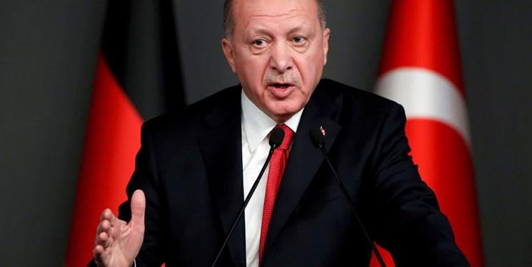 اردوغان: ذهن ماکرون نیاز به درمان دارد