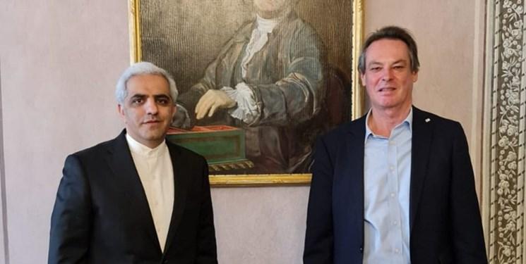 بررسی همکاری مشترک هلال احمر ایران و صلیب سرخ اتریش برای مهار کرونا
