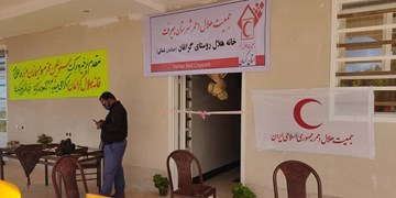 راهاندازی 22 خانه هلال در جیرفت تا پایان امسال