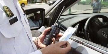 «جرثقیل و جریمه ۱۰۰ هزارتومانی» عاقبت بیتوجهی به تابلوی پارک خودروی جانبازان و معلولان