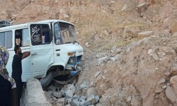 ۸ کشته و مصدوم در 2 تصادف جاده ای