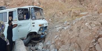 ۸ کشته و مصدوم در دو تصادف جاده ای
