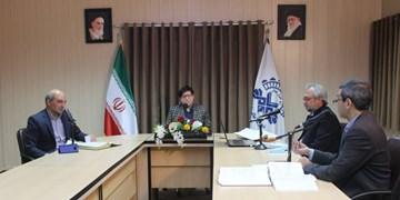 برگزاری جلسه ارتقای قاریان قرآن با تلاوت بیژنی+صوت و عکس