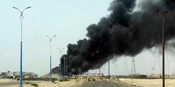 ائتلاف سعودی نیروهای خودی را در یمن هدف قرار داد